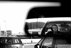 The rear-view mirror project #15 (Just a guy who likes to take pictures) Tags: auto road street city light portrait bw en woman sun white black holland haarlem netherlands girl monochrome dutch car amsterdam sign female speed project way photography glasses mirror und highway waiting europa europe view traffic candid capital rear nederland thenetherlands onramp autobahn business freeway wait holanda nl exit frau a200 portret zwart wit weiss paysbas schwarz stad wachten opel noordholland niederlande a9 zw snelweg the zonnebril oprit verkeer wagen weis ausfahrt achteruitkijkspiegel wacht projecten hoofdstad