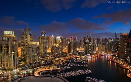 Good Evening Dubai