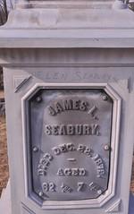 Van Cortlandtville NY Cemetery (caboose_rodeo) Tags: w 2245 whitebronze pencilledincorrection