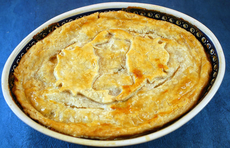 Crab pot pie 4