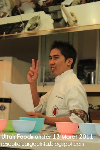 Chef Giat dari Tulip