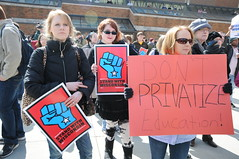 Don't Privatize Education