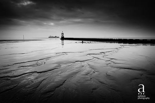 Crosby Beach Merseyside
