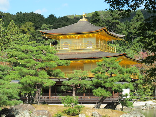 Kinkaku-ji - The Golden Pavilion