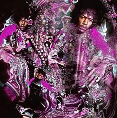 Purple Daze (FredMikeRudy) Tags: graphicart acid dreamy hazy psychedelic jimihendrix picnik digitalmanipulation farout purpledaze graphictweaks photomanipulationtweaks
