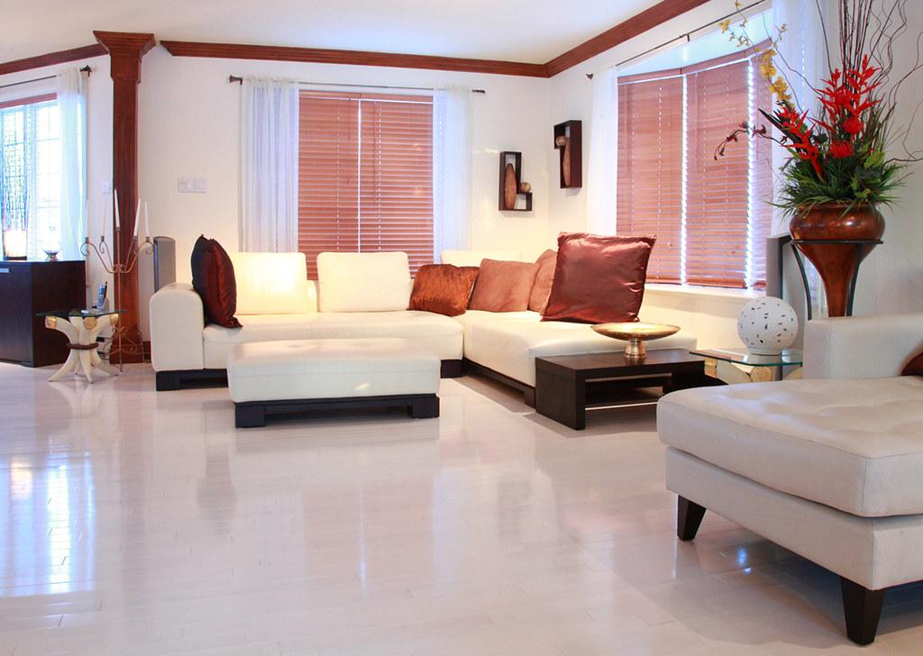 White Maple Hardwood Floor