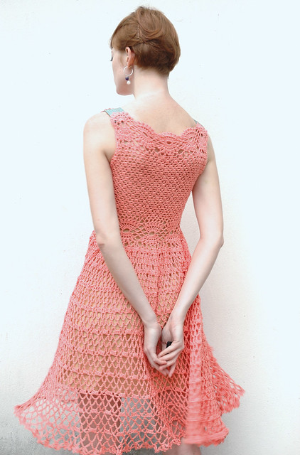 Lolita Crochet Dress 3