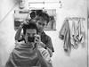 (Luqman Marzuki) Tags: selfportrait s90 mantosz dadangbarbershop