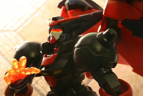 Master Gundam
