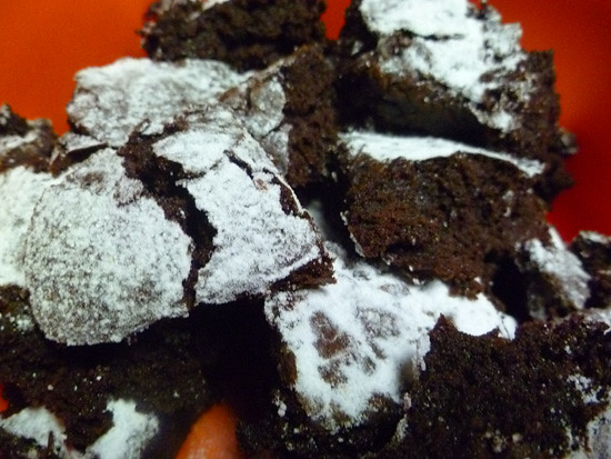 03 March 15 - Almond Chocolate Brownies (7)