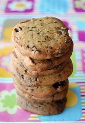 Rooibos chocolate cookies (Akane86) Tags: cookies baking sweet chocolate schokolade kekse rooibos galletas