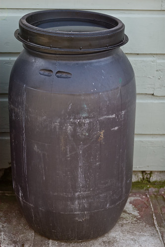 Rain Barrel by zero7negative