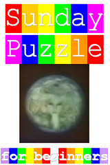 Sunday Puzzle for beginners logo