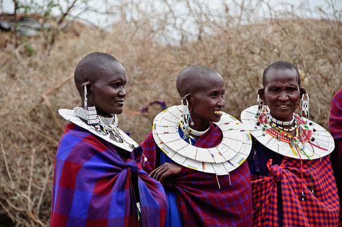 Masai Jewlery