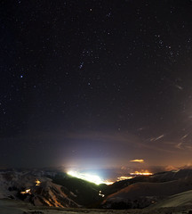 Summit County (Zach Dischner) Tags: county winter sky snow ski mountains cold ice night canon stars eos high cool skiing altitude basin 7d summit keystone arapahoe resorts canon7d