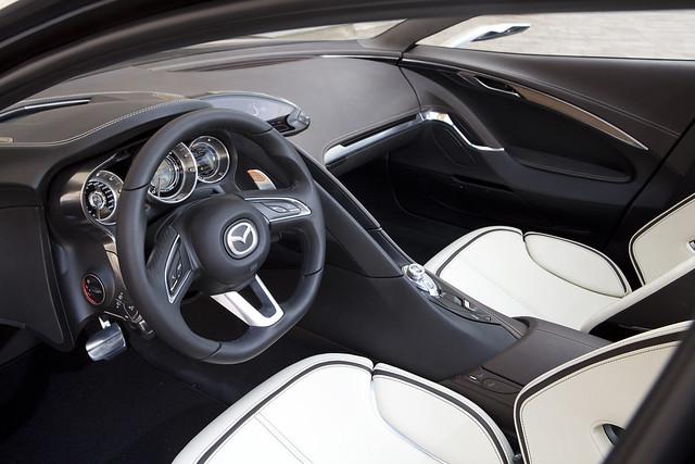 Avon Bellamy Kendo KODO Mazda Mazda MX-5 Mazda Shinari Concept Nagare Shinari Tamer Omran Yasushi Nakamuta Mazda RX-8