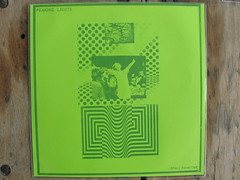 "Peaking Lights - Space Primitive 12"" - Night-People"