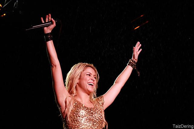 Shakira by Taiz Dering