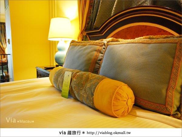 【澳門住宿】澳門威尼斯人酒店~享受奢華的住宿風格!30