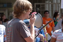 March 19, 2011 (ok2go) Tags: atlanta georgia march war day peace action rally protest band midtown international antiwar orchestra marching end radical aso 10th 19 dayofaction march19 sedition 2011 internationaldayofaction atlantansunite seditionorchestra