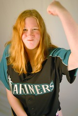 Devon first shoot Mariner's Jersey (2) (Mark Sobba) Tags: old woman cute sexy girl beautiful smile smiling sport sex lady hair fun happy model eyes breasts pretty dress baseball time boobs eating chest bbw year curves young curvy teen rights olympia wa times 18 washingtonstate goodtimes hourglass amature red womanly photography allrightsreversed hair apple head sobba marksobba reserved right marinersjersey wonderfultoworkwith allrightsreservedbymarksobba emailmarksobbahotmailcomtouseanyphotoplease