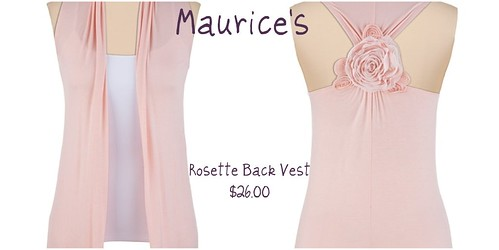 Mauric's I- Color Blocking
