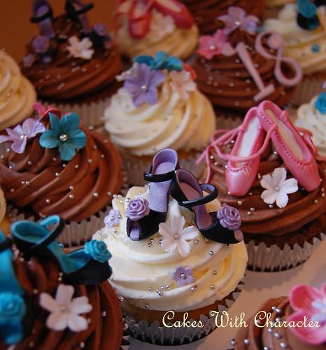 Cupcakes Roma's 18th