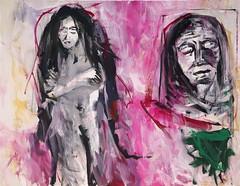 25 óleo sobre lienzo   115x155 cm 2005 (arteneoexpresionista) Tags: rando jorge figuras pinturas neoexpresionismo