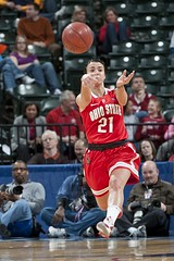 2011 BigTen W BBall  2158 (Indiana Sports Corp) Tags: ohiostatebasketball pennstatebasketball 2011bigtenwomensbasketball ganme10