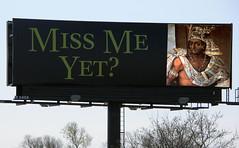 Montezuma Asks: Miss Me Yet?
