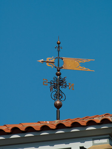 Test Shot - Wind Vane