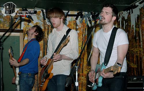 Reversing Falls @ Gus' Pub March 20th 2011 - 03