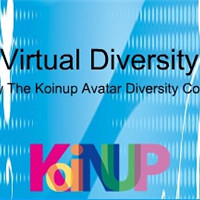 """Virtual Diversity"" contest (Roxelo Babenco) Tags: contest digitalart mediaart koinup mondivirtualikoinupvirtualdiversitycontestslnnitmuseodelmetaversofotografiadigitalartmadiaart"