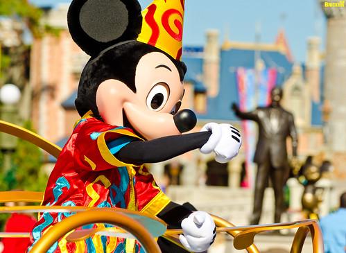 Mickey, Walt, Mickey
