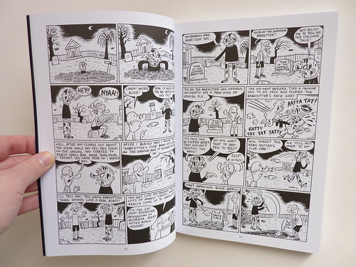 Take a Joke: Vol. 3 of the Collected Angry Youth Comix by Johnny Ryan - pages