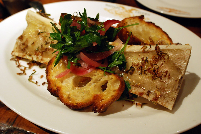 Wayfare Tavern: Bone Marrow