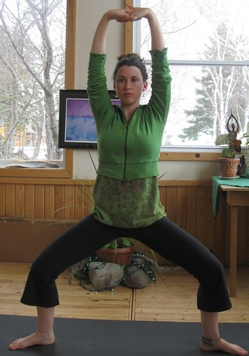 Post image for Intro to Yoga with Amber Buchanan at Cabot Shores