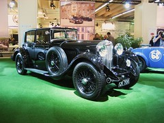 wo bentley technoclassica 8litre