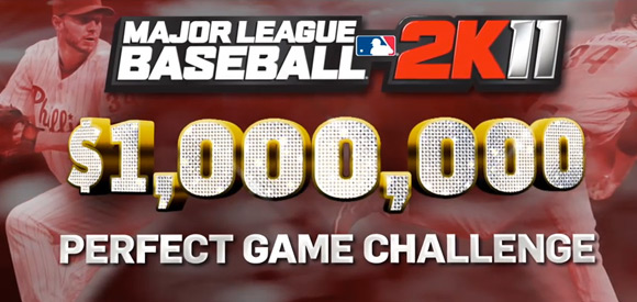 MLB2K11 - Perfect Game Challenge