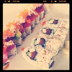 Sushi for dinner. Yum! - 91.365