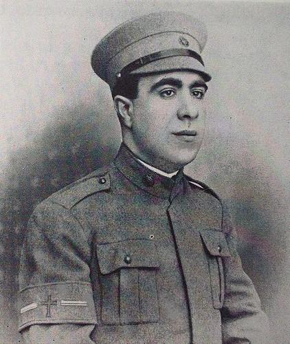 Padre José do Patrocínio Dias - Chefe do Corpo de Capelães Voluntários do CEP
