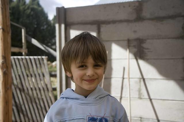 Joaquin smiling april 2011