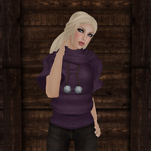 Rebel Xtravaganza - Yuki Sweater - Lilac