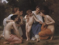 Bouguereau, Admiration, 1897 (leo.jeje) Tags: pictures portrait woman female century nude french person women artist sitting view nu drawing pastel femme fineart rear 19thcentury continental peinture beaut single portraiture posture nudity seated enfant oneperson bouguereau 19th nineteenthcentury twentieth early20thcentury late19thcentury onewomanonly europeanart mid19thcentury acadmique artistsnationality maleartist latenineteenthcentury xixme 19thcenturypainting midnineteenthcentury artpompier idaldebeaut