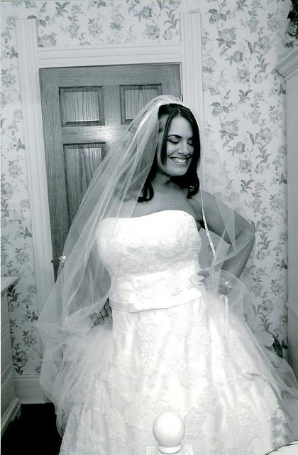 britt wedding