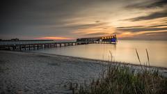 Sneglen (jonas400d) Tags: strand kastrup amager strandpark solopgang tamron2470mm sneglen
