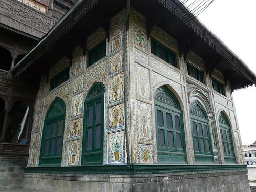 Khanqa Shah Hamdan Srinagar Side Bulding