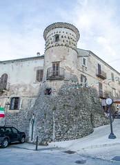 Fornelli (IS), 2016, Le mura e le torri angioine.. (Fiore S. Barbato) Tags: mura torre torri cinta muraria angioina angioine