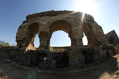gateway (mdoughty68) Tags: turkey turkiye ancient historical ruins tralles aydin
