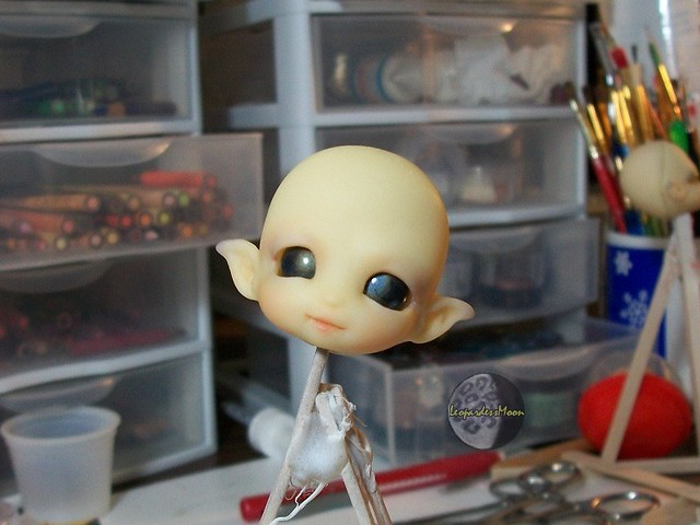 WIP4DZ (pic heavy)(nude dolls) DONE! 5389180307_af6a6931ee_z
